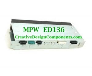 Seiki MPW ED136 Power Supply 1